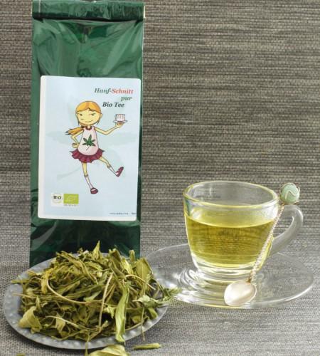 Bio Hanfblatt Tee 40 g DE-ÖKO-039