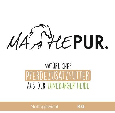 Bio Hanfpellets für Pferde