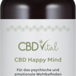 CBD happy mind