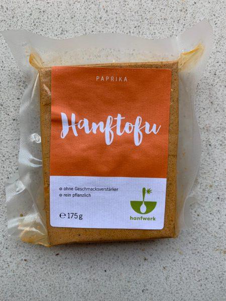 Hanf Tofu
